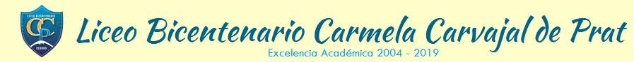 Liceo Bicentenario Carmela Carvajal de Prat